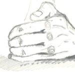 Skizze Hand_Ausschnitt